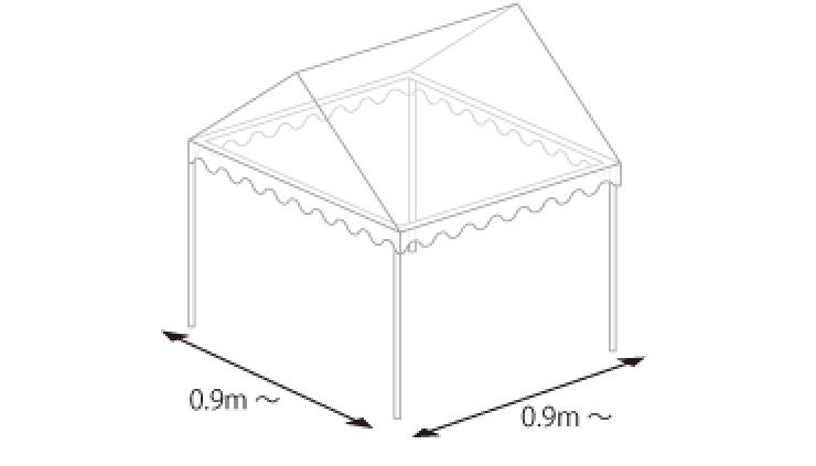 テント図面